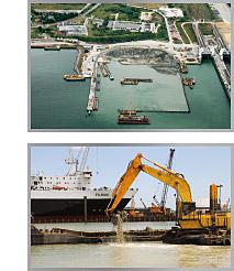 Hafenerweiterung am Fährhafen Sassnitz schafft die Voraussetzung für die Realisierung von Offshore-Projekten