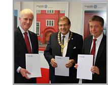 Nordex SE finanziert Stiftungsprofessur für Windenergietechnik in Rostock