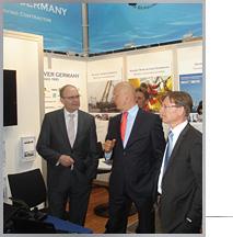 Ministerpräsident Sellering besuchte Unternehmen des Netzwerkes