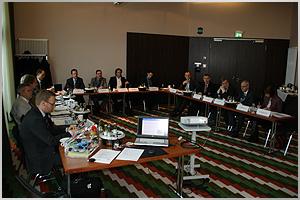 Initiierung des Baltic-Offshore-Forums durch das WEN