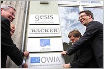Gemeinsam Offshore: Norddeutsche Regierungschefs eröffnen Berliner Vertretung der Windenergie-Netzwerke