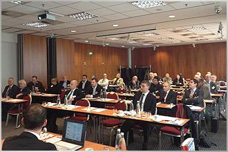 """Rückblick auf den Workshop """"Eintritt in den Offshore-Windenergie-Markt Positive Resonanz bei den 36 Teilnehmern"""