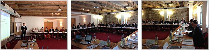 Zweite Runde Baltic-Offshore-Forum (BOF)