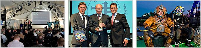 20 Jahre Know-how und Kompetenz – Firmenjubiläum der Baltic Taucher