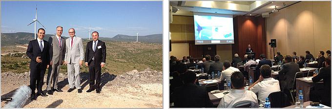 Delegationsreise in die Türkei mit dem Ministerpräsidenten Erwin Sellering und dem Staatssekretär Dr. Stefan Rudolph