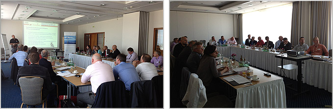 Rückblick auf den  Workshop: Sicherheitstraining / Qualifizierung