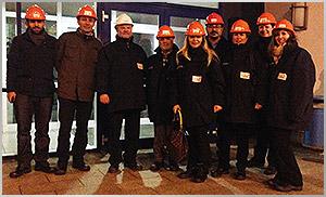Erfahrungsaustausch mit Türkischer Delegation