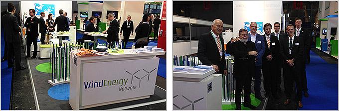 Rückblick auf die internationale Fachkonferenz und Ausstellung EWEA OFFSHORE, 19. - 21. November 2013, Frankfurt