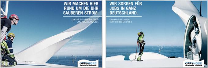 OFFSHORE – Deutschlands Windstärke