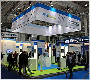 WindEnergy Hamburg, 23. bis 26. September 2014, Rostock