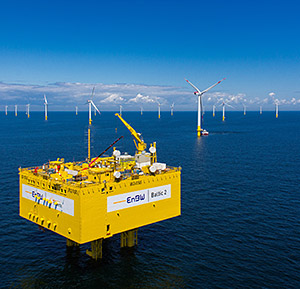 EnBW: Baltic 2 geht offiziell in Betrieb
