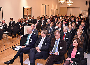 Zweiter Parlamentarischer Abend der Offshore-Windenergiebranche in Berlin