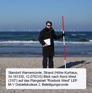 WindEnergy Network stellt Visualisierung zu Offshore-Windparkplanungen in MV wird erstmals der Öffentlichkeit vor