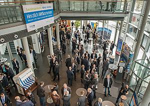 5. Zukunftskonferenz Wind & Maritim, 13. - 14. April 2016, Rostock