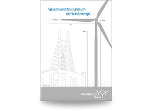 """WEN veröffentlicht Informationsfolder """"Wissenswertes rund um die Windenergie"""""""