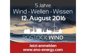 Rostock Wind, 12. August 2016, Rostock