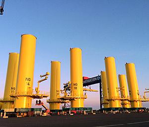 Sika: Beschichtungsstoffe für den Offshore-Windpark Nordergründe der wpd AG